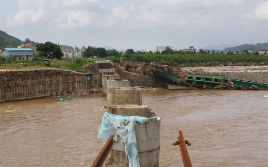 Ministry orders upgrade of flood control measures