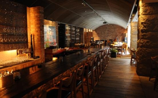 Local bar wins Wine Spectator award