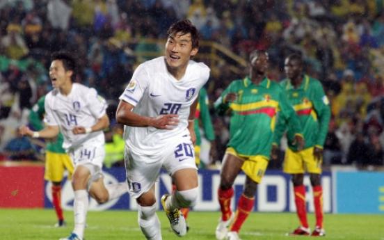 Korea upends Mali at U20 World Cup