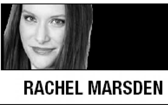 [Rachel Marsden] Bush still a bogeyman to Europeans