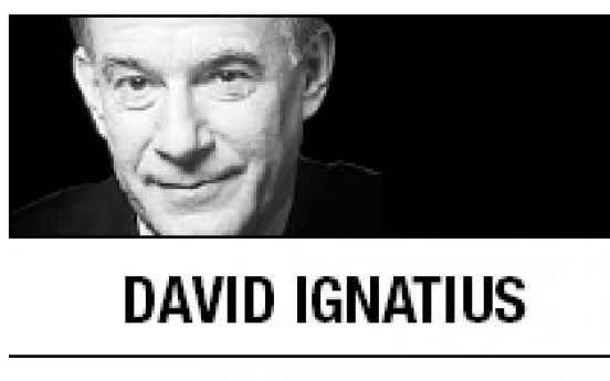 [David Ignatius] A proxy and a conundrum