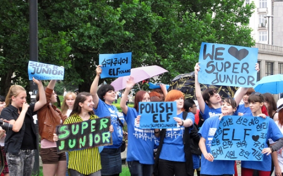 Polish fans protest for K-pop concert