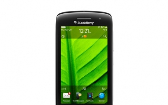 New touch-screen BlackBerrys being launched