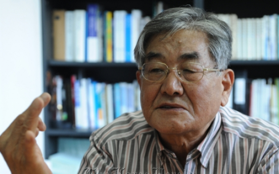 NGO chief says won't give up on N.K. rights