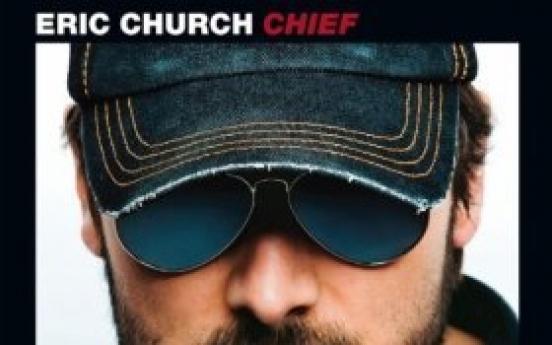 Church a little too macho on new CD