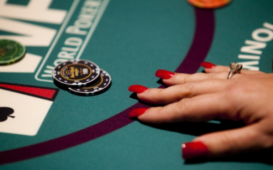 11 percent of college students at risk of gambling addiction