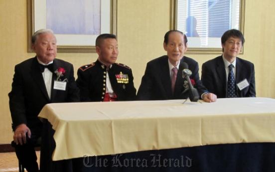 Three receive Proud Korean Award
