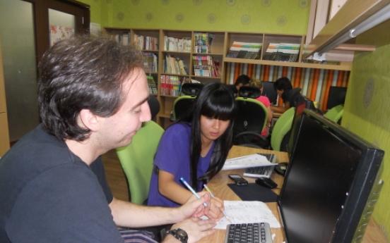 Returning to help Korean kids through KKOOM