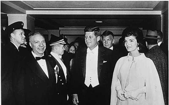 Speculation mounts over Jackie Kennedy tapes