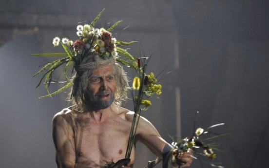 The exquisite torture of playing King Lear