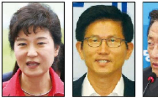 Seoul mayor's exit a twist in 2012 race