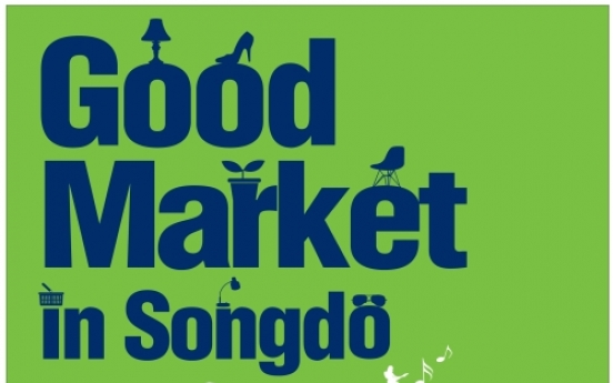Hunt for good stuff at 'Good Market in Songdo'
