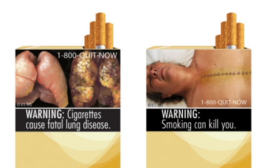 Tobacco firms sue FDA over new labeling rule