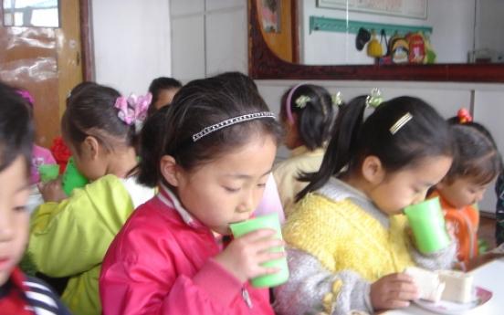 Charity bakes plan to feed N.K. kids