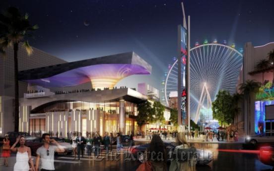 Caesars' $550m Linq to open in Las Vegas