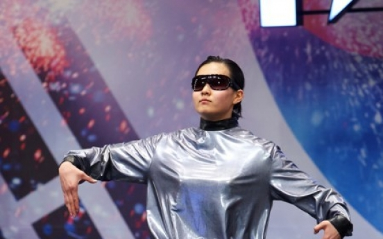 Teenage popping dancer wins 'Korea's Got Talent'