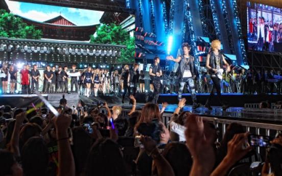 K-pop's second wave