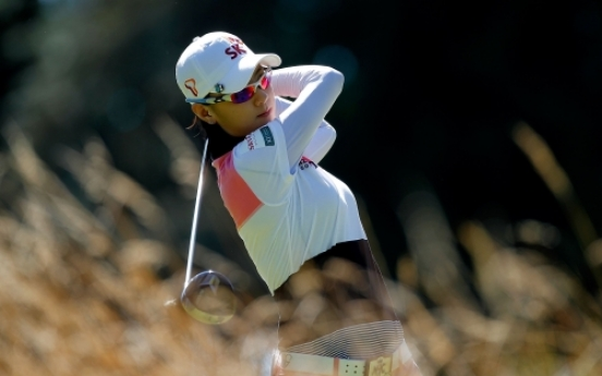 Choi Na-yeon extends lead at Safeway Classic