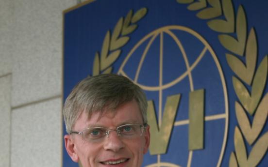 Vaccine body's new deputy director