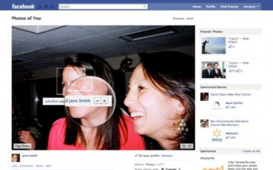 Facebook to let users pre-approve photo tags