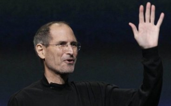 Steve Jobs, Apple CEO and creative force, resigns