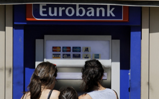 Greece's Eurobank, Alpha Bank in merger deal