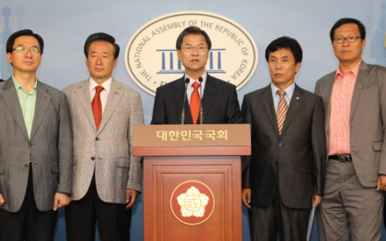 Race heating up for Seoul mayoral post