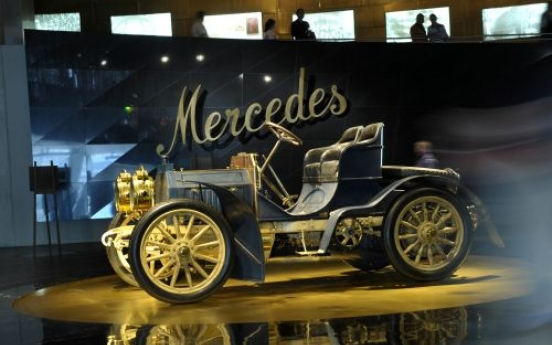 Germany celebrates 125 years of the car
