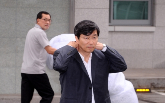 'Kwak promised to pay off dropped candidate'