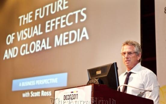 Korean film content needs global perspective: visual effects expert