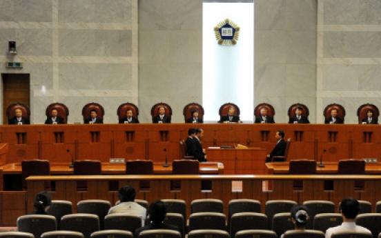 Judiciary pendulum set for conservative swing