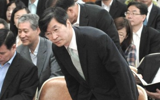 Prosecutors issue summons for Seoul education chief