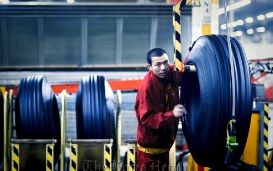 China loses WTO appeal on tires