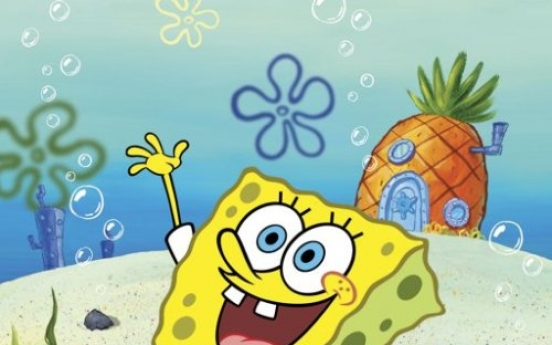 SpongeBob in hot water from study of 4-year-olds