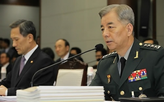 S. Korean military facilities incapable of fending off N.K. electronic attacks