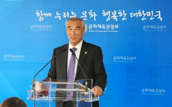 'Culture should be fun': new Minister Choe