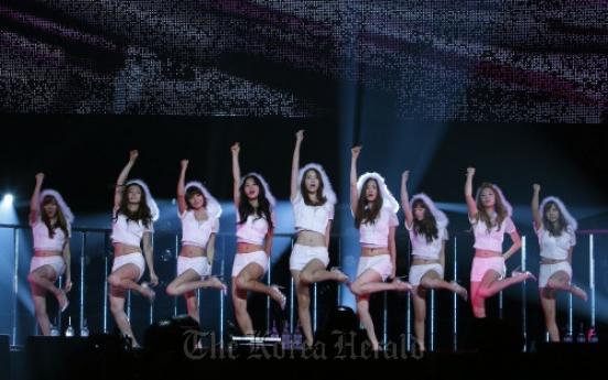 K-pop's slick productions win fans across Asia