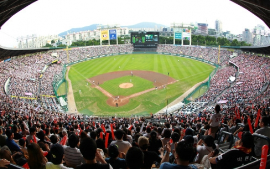 Korean baseball enjoys golden days