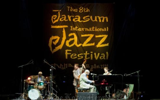 Freddy Cole's flawless show wraps up jazz fest on Jaraseom