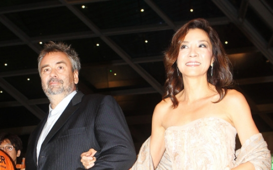 Michelle Yeoh, Luc Besson laud Myanmar releases