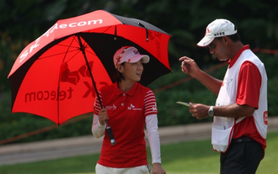 Choi leads in LPGA Malaysia