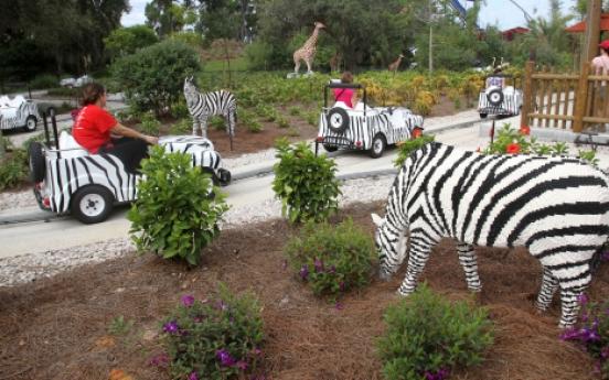 Florida's new Legoland park designed just for kids