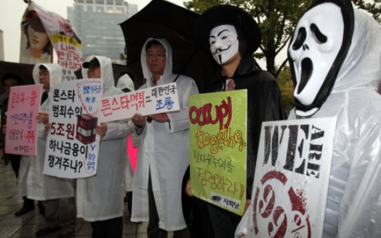 Fiery Occupy Seoul peacefully fizzles out
