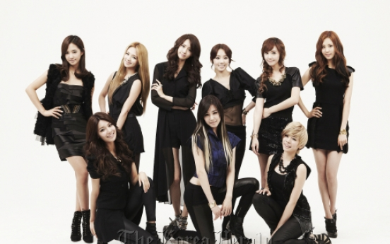 Girls' Generation turn to rap for 'The Boys'