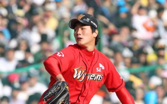 Wyverns, Giants set final game for Korean Series berth
