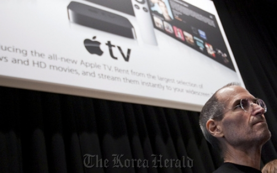 Apple TV effort said to be led by iTunes creator