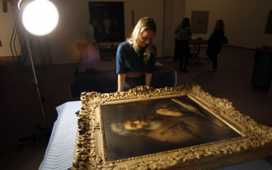 Exhibit examines American interest in Rembrandt