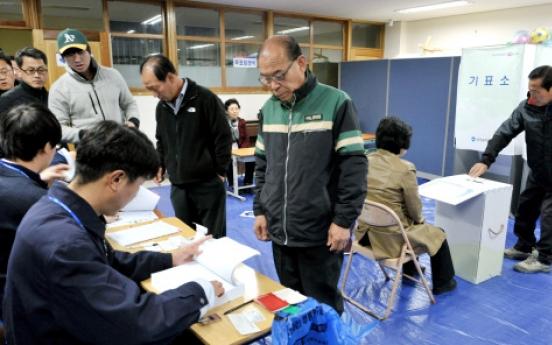 Voters hope new Seoul mayor will bring better welfare
