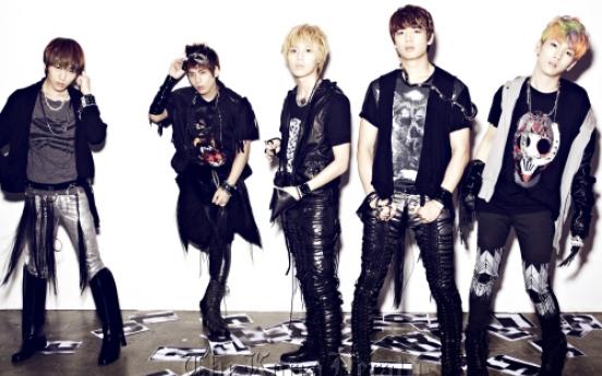 SHINee fans crash U.K. ticket site