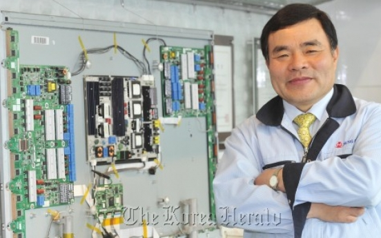 [Meet the CEO] Sungho CEO sees R&D as a core competence